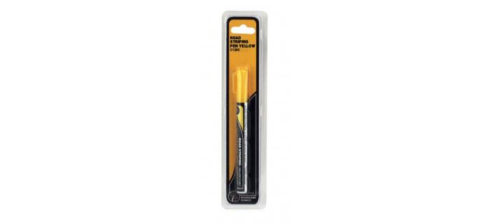 Modélisme ferroviaire : NOCH NO 95994 - WOODLAND SCENICS C1292 - Crayon de marquage, jaune