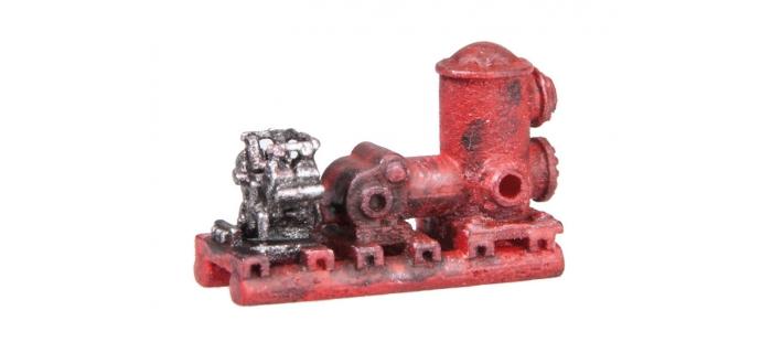 Modélisme ferroviaire : NO 13752 - Pompe de drainage