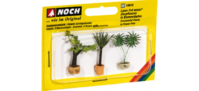 NOCH NO14016 - Plantes d'ornement