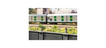 Modélisme ferroviaire / NOCH NO 14233 - Balustrade Laser-Cut