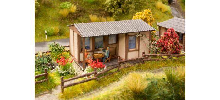 maison de lotissement no 14360 noch maquettes de batiments easy miniatures. Black Bedroom Furniture Sets. Home Design Ideas