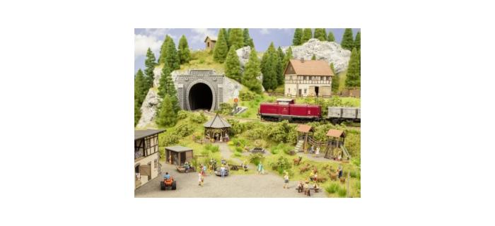 Modélisme ferroviaire : NOCH NO 14368 - Equipements de terrain de jeux
