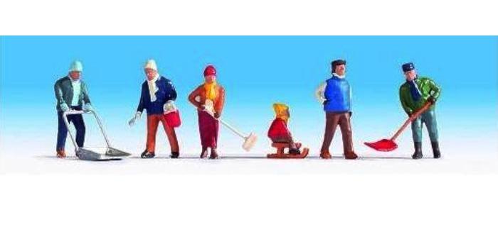 Figurines NOCH 15928