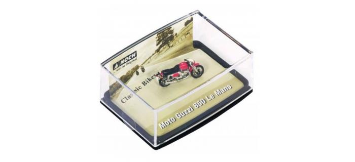 Modélisme ferrovaire : NOCH NO 16444 - Moto Guzzi 850 Le Mans