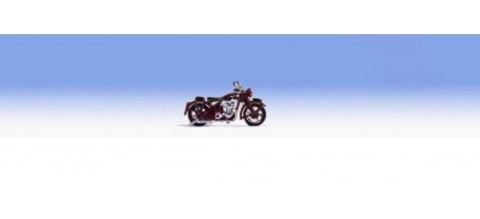 Train électrique : NOCH NO 16452 - Moto Triumph Speed Twin