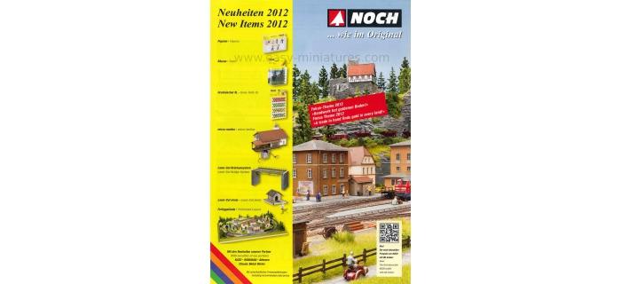 NO 71121_NVTE2012 - Brochure nouveautés Noch 2012 - Noch