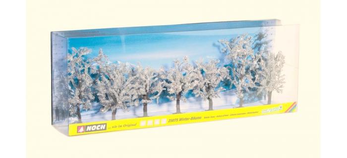 NO 25075 - Arbres d'hiver - Noch