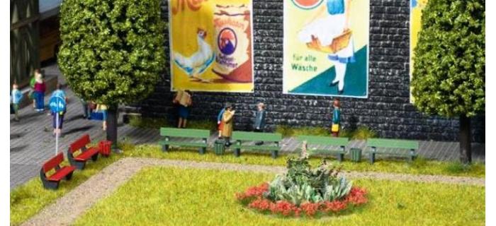Figurines NOCH 35848