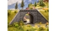 Modélisme ferroviaire : NOCH NO 58292 - Passage intérieur