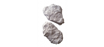 Modélisme ferroviaire : NOCH NO 61235 - Moule de rochers