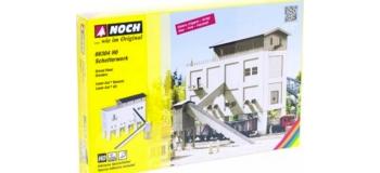 NOCH NO 66304 - Bâtiment de carrières ou gravières Laser cut