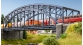 modelisme ferroviaire Noch 67042 pont laser cut