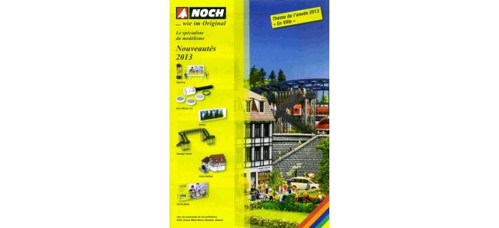 Brochure nouveautés Noch 2013 - Noch