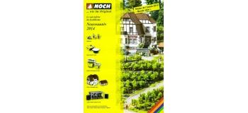 Brochure nouveautés Noch 2014 - Noch