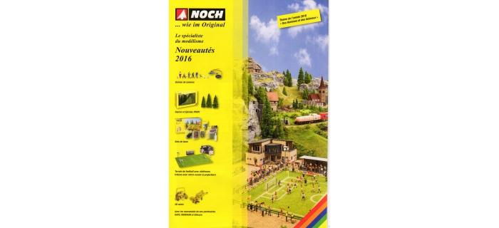 Brochure Nouveautés NOCH 2016