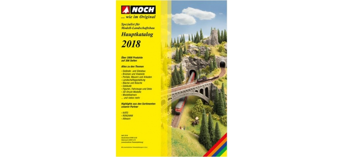 Catalogue NOCH 2018