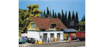 Modélisme ferroviaire : FALLER F110097 - Petite Gare de Beaufort