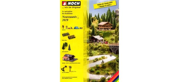 Catalogue brochure nouveautés 2019 NOCH