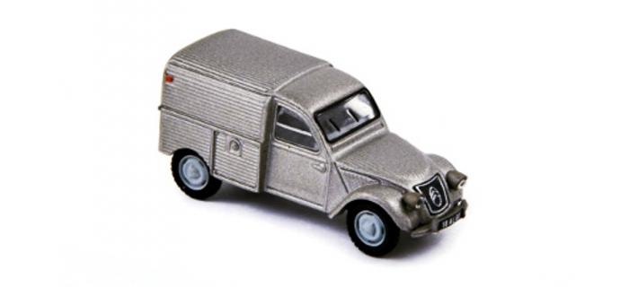 Modélisme ferroviaire : NORE151477 - Citroën 2CV AU 1951 grise