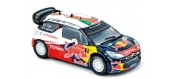 Train électrique : NOREV NORE155352 - Citroën DS3 WRC Winner Rallye du Portugal 2011