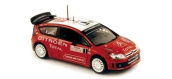 Train électrique : NOREV NORE155418 - NOREV NORE155352 - Citroën DS3 WRC Winner Rallye du Portugal 2011