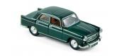 Modélisme ferroviaire :  NOREV NORE474446 - Peugeot 404 1968 - Antique Green