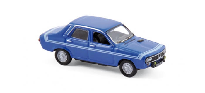 renault 12 gordini 1971 bleu le de france nore511255. Black Bedroom Furniture Sets. Home Design Ideas