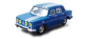 Modélisme ferroviaire : NOREV NORE512792 - Renault 8 Gordini 1966 - Bleu-de-France Blue