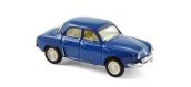 Modélisme ferroviaire : NOREV NORE513076 -  Renault Dauphine 1956 - Méditerranée Blue