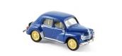 Modélisme ferroviaire : NOREV NORE513213 -  Renault 4CV 1955 - Rouen Blue