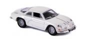 Modélisme ferroviaire : NOREV NORE517817 - Renault Alpine A110 1973 - White