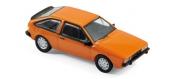 Modélisme ferroviaire : NOREV NORE840092 - Volkswagen Scirocco 1980 Pearl Orange