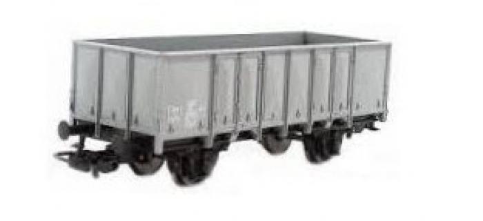 PI 97015 - Wagon tombereau SNCF, gris clair - PIKO