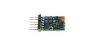 SAI 5381 - Mini décodeur N - TT - HOe - HOm avec fiche NEM - PIKO