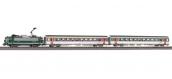 P97936 - Coffret de démarrage analogique, rame BB8500 et Corail 1Cl et 2Cl, SNCF - Piko