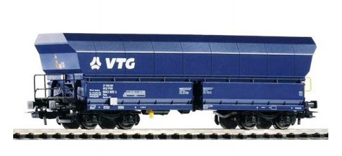 Modélisme ferroviaire : PIKO PI 54670 - Wagon trémie VTG