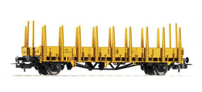 Modélisme ferroviaire : PIKO PI 54975 - Wagon plat DB