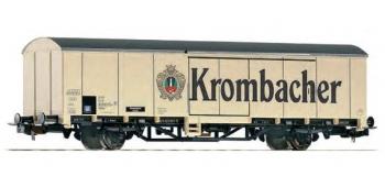 Modélisme ferroviaire : PIKO PI 57799 - Wagon bière KROMBACHER DB