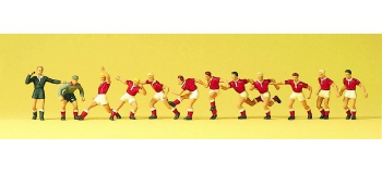 PR10075 - Footballeurs - Preiser