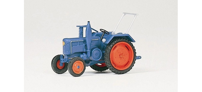PR17921 - Tracteur de ferme Lanz D2416 - Preiser
