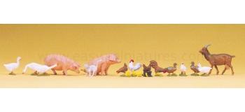 PR65326 - Petits animaux - Preiser