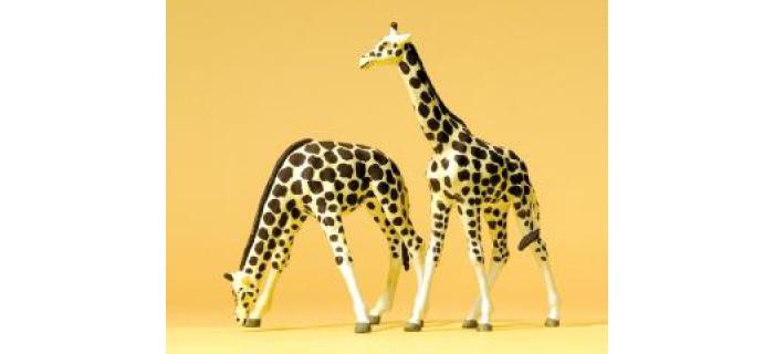 Modélisme ferroviaire : PREISER PREI20385 - Girafes