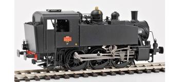 REE Modeles MB - 007S - Locomotive à Vapeur 030 TU 47 Ep.III, DCC Sonorisée