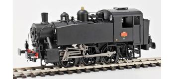 REE Modeles MB - 010S- Locomotive à Vapeur 030 TU 72 Ep.III, DCC Sonorisée
