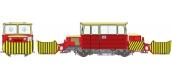 Train électrique : REE MB-108 - DRAISINE DU65 Ep.IV-V, Analogique