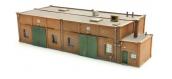Train électrique : ARTITEC ART 10112 - Entrepôt - Produits de briques hangar