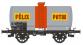 WB-160 - Wagon citerne OCEM 19