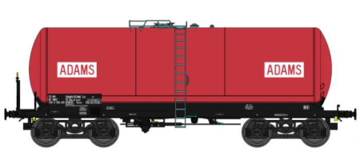 WB-163 - Wagon citerne ANF,