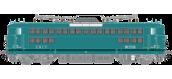 Modélisme ferroviaire : R37-HO41042 - Locomotive électrique BB25526 - Dépôt : Montrouge - Epoque 3