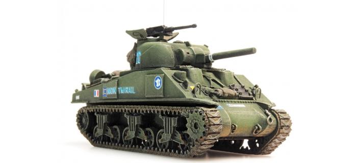Train électrique : REE AB-016 - Char d'assaut Sherman 2DB